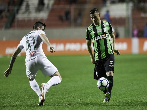 Dự đoán America Mineiro vs Coritiba, 06h00 04/6