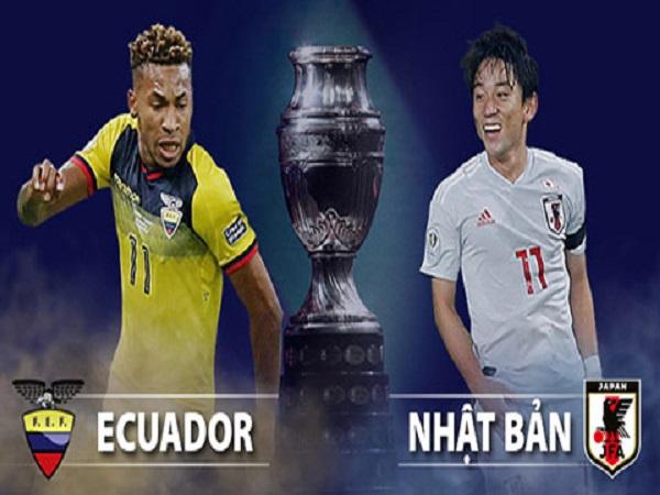 Dự đoán Ecuador vs Nhật Bản 6h00 ngày 25/6
