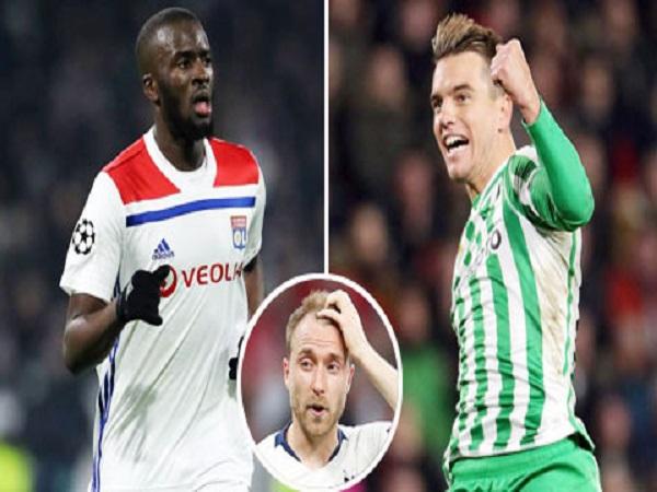 Tottenham nhắm Ndombele, Lo Celso thay Eriksen