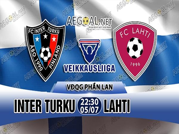 Dự đoán Inter Turku vs Lahti, 22h30 ngày 05/7