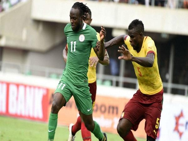 Dự đoán Nigeria vs Cameroon, 23h00 06/7