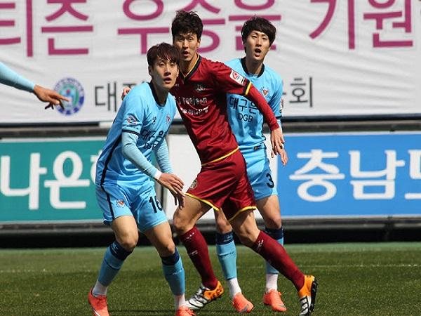 Suwon City vs Bucheon 17h00, 08/07