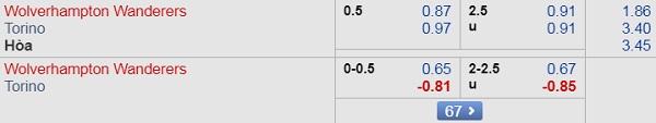 Dự đoán Wolves vs Torino