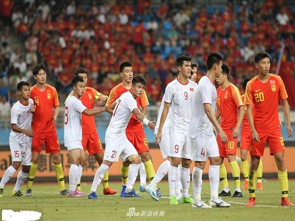 U22 Việt Nam thắng thuyết phục U22 Trung Quốc
