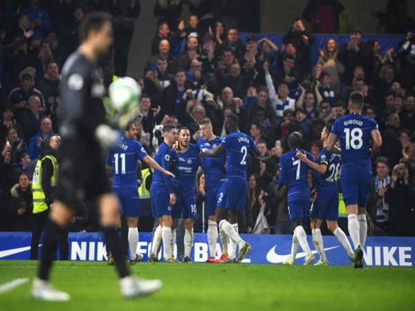 Chelsea có nguy cơ rớt khỏi top 4
