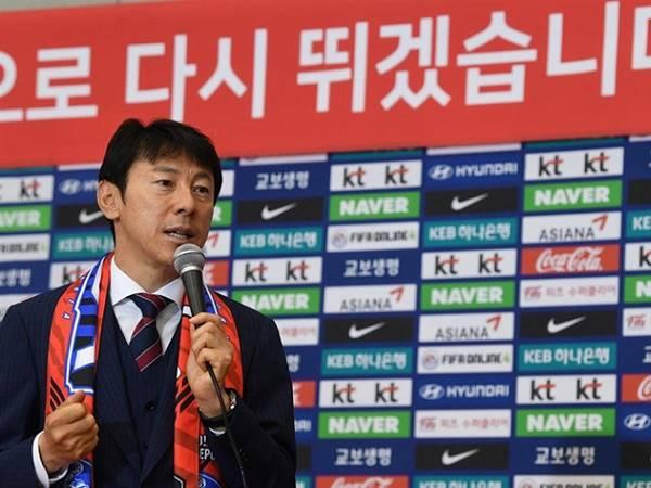 HLV Shin Tae-yong mang 2 trợ lý sang Indonesia