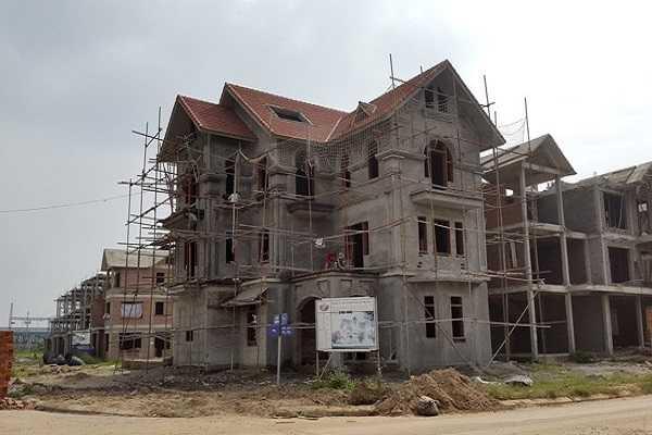 Điềm báo trong giấc mơ thấy xây nhà