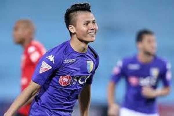 Sự nghiệp bóng đá của cầu thủ Nguyễn Quang Hải