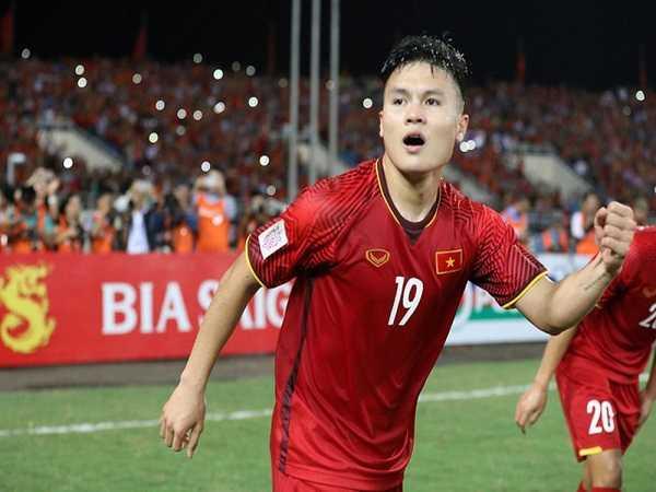 Nguyễn Quang Hải  – Chàng cầu thủ xuất sắc nhất AFF Cup 2018