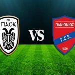 Dự đoán bóng đá Panionios vs PAOK Salonica, 0h30 ngày 20/12/2019