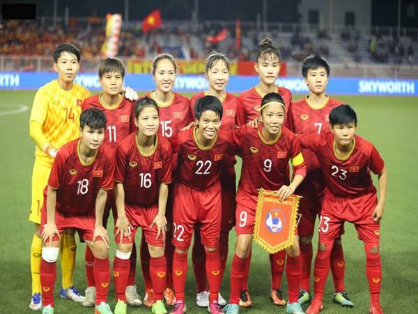 ĐT nữ Việt Nam có thêm cơ hội dự World Cup 2022