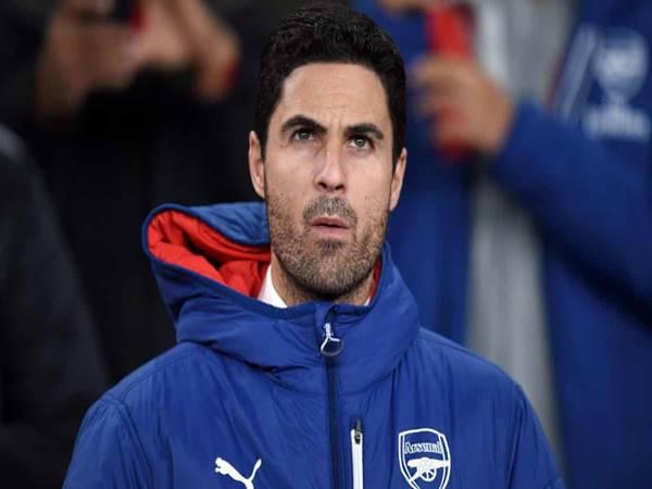 HLV Mikel Arteta cần cải thiện hơn trong thời gian tới cùng Arsenal