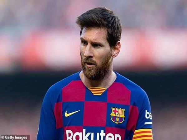 Lionel Messi tuyên bố sẽ không rời khỏi đội bóng xứ Catalan