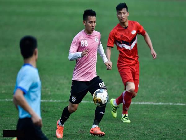 Quang Hải không thi đấu ở trận giao hữu với CLB Viettel