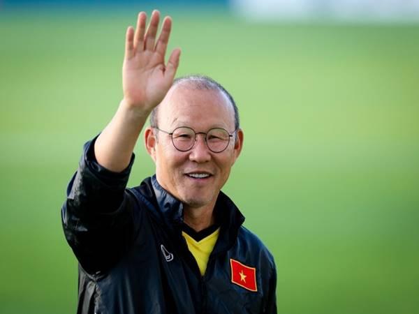 HLV Park Hang Seo và thể thao Việt Nam gửi lời cảm ơn ngành y tế