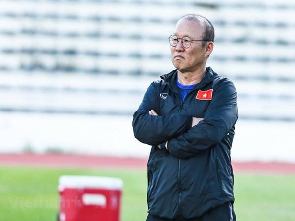 HLV Park Hang-seo vẫn an toàn không bị VFF giảm lương