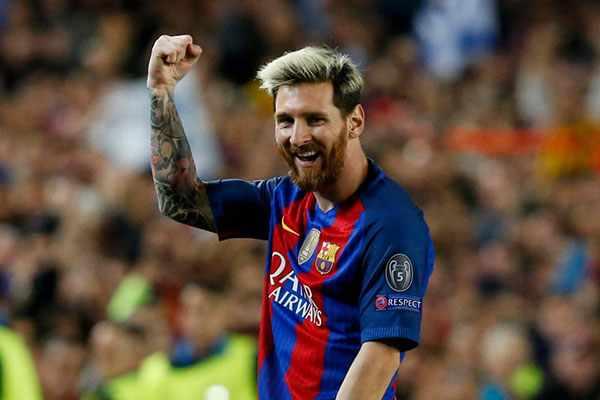 Chiều cao của Messi – dù không cao nhưng thế giới vẫn phải ngước nhìn