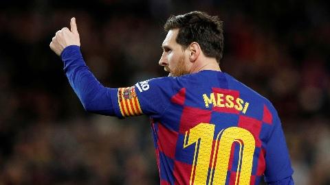 Lương Messi hiện tại