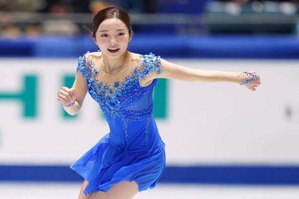 Thánh nữ trượt băng Nhật Bản
