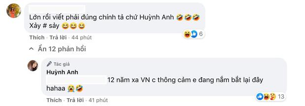 Lời giải thích của Huỳnh Anh vì cô sống ở nước ngoài 12 năm