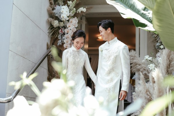 Công Phượng lần đầu chia sẻ về lễ đính hôn