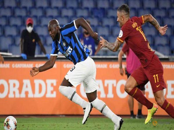 Hòa AS Roma Inter Milan hụt hơi trong cuộc đua vô địch