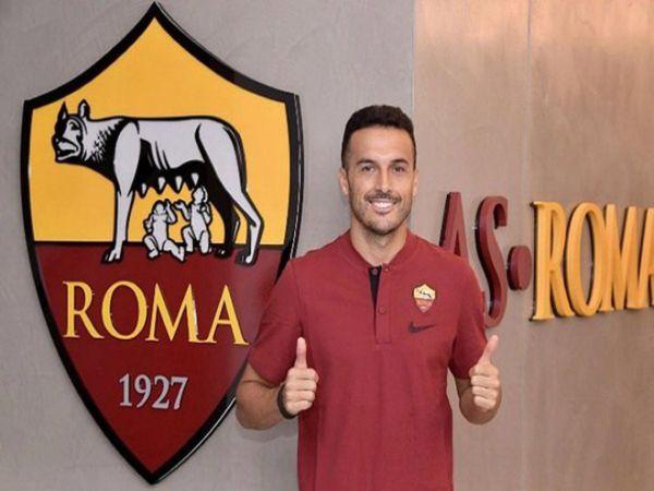 Chuyển nhượng trưa 26/8: Pedro chính thức khoác áo AS Roma