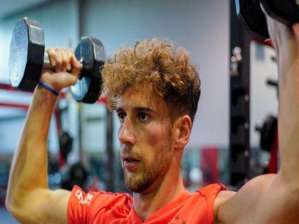 Tin bóng đá tối 19/8: Sao Bayern được xin bí quyết cải thiện cơ bắp