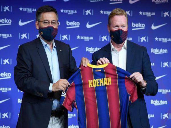 Tin bóng đá trưa 20/8: Tân huấn luyện viên Barca gặp Messi