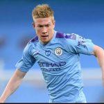 Tin CN trưa 31/8: De Bruyne chưa thể ký hợp đồng mới với Man City