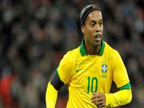 Huyền thoại – Ronaldinho