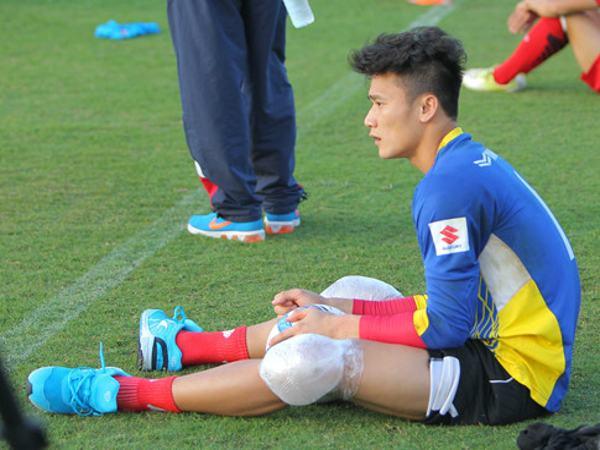 Chấn thương đầu gối trong bóng đá
