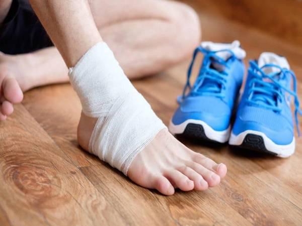 Những chấn thương thể thao thường gặp