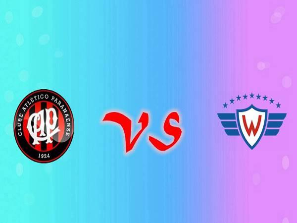 Dự đoán Atletico Paranaense vs Wilstermann, 07h30 ngày 30/09