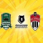 Dự đoán Krasnodar vs Khimki 00h00, 19/09 – VĐQG Nga