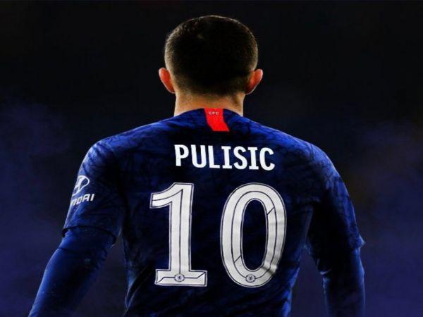 Tin bóng đá chiều 11/9: Chiếc áo số 10 của Chelsea có chủ nhân mới