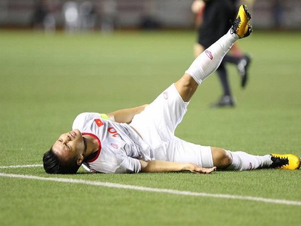 Cách chữa căng cơ háng khi chơi thể thao