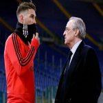 Chuyển nhượng chiều 15/10: Mập mờ tương lai Ramos tại Real Madrid
