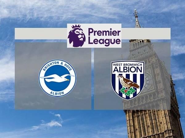 Dự đoán Brighton vs West Brom, 00h30 ngày 27/10, Premier League