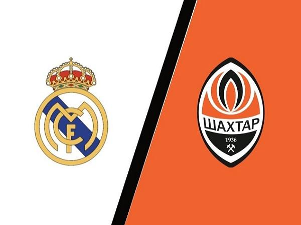 Dự đoán Real Madrid vs Shakhtar Donetsk, 00h00 ngày 22/10