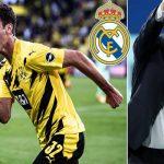 Chuyển nhượng bóng đá 15/10: Real Madrid ngắm sao trẻ từ Dortmund