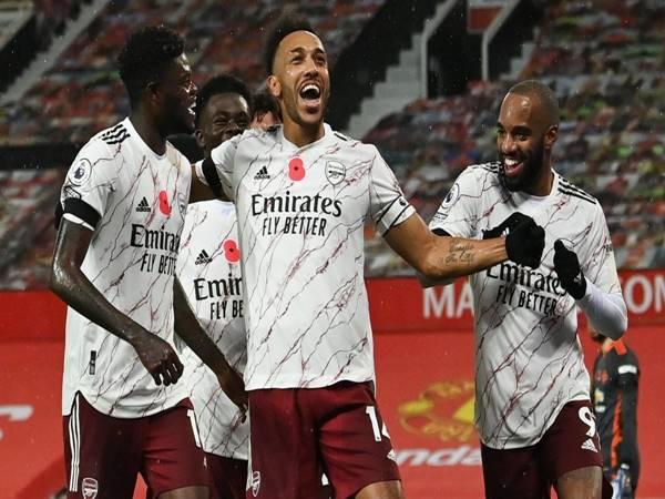 Tin bóng đá 3/11: Arsenal đang có thống kê tốt nhất Ngoại Hạng Anh