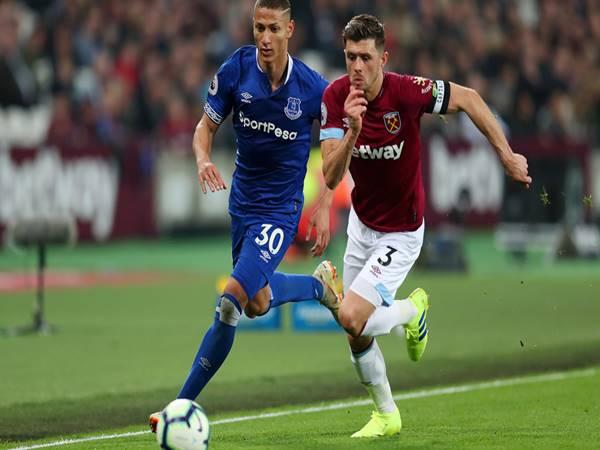 Dự đoán trận đấu Everton vs West Ham (00h30 ngày 2/1)