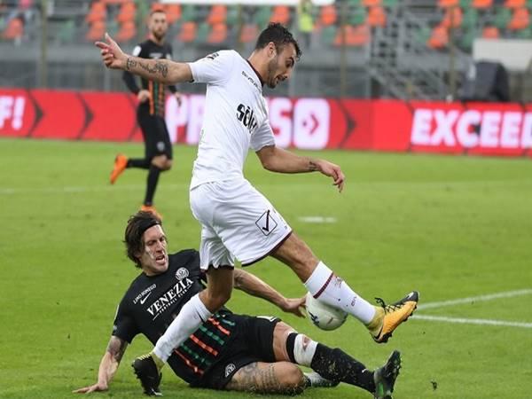 Dự đoán tỷ lệ Venezia vs Salernitana (21h00 ngày 27/12)