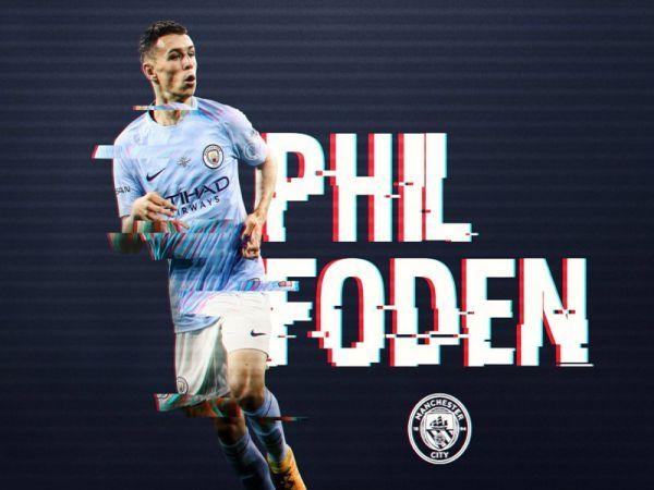Tiểu sử Philip Foden – Thông tin và sự nghiệp cầu thủ của Philip Foden