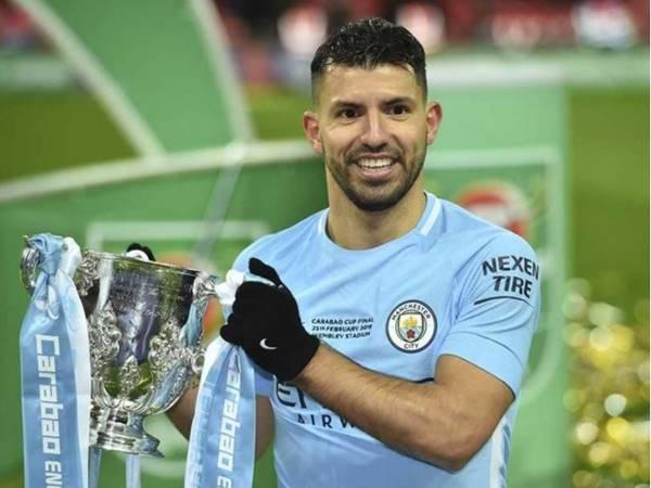 Tiểu sử Sergio Aguero - Tiền đạo hàng đầu của Manchester City