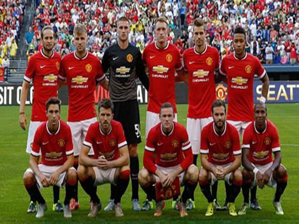 Biệt danh của các đội bóng Ngoại Hạng Anh Man United – Quỷ đỏ