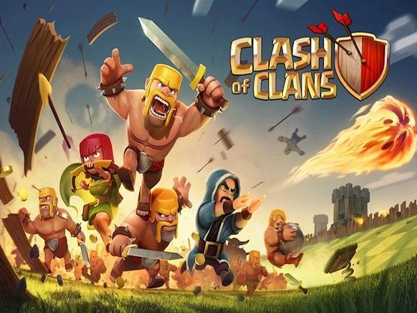 Cách chơi clash of clans chi tiết cho người mới bắt đầu