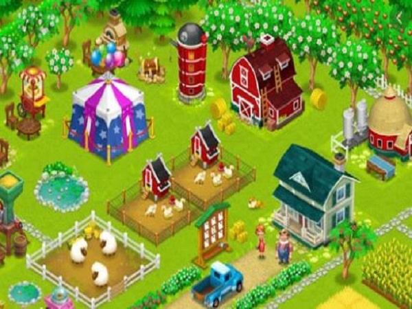giới thiệu về game Farmery