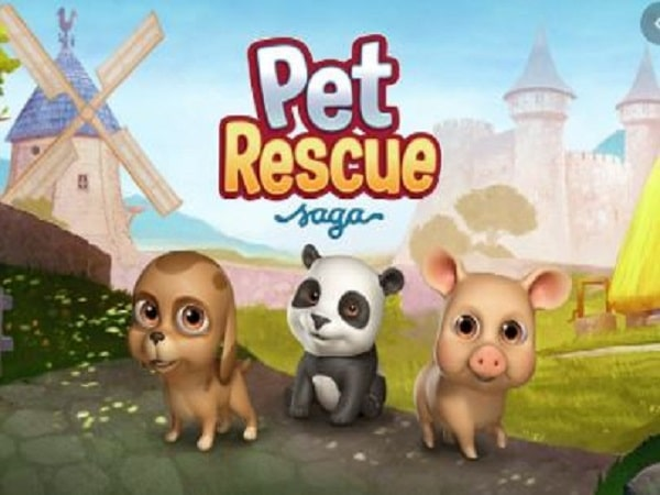Cách chơi Pet Rescue Saga chi tiết cho người mới bắt đầu